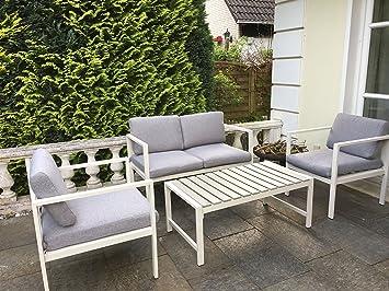 sobuy® set mobili da giardino,4pz set tavolo e sedie da giardino ... - Set Tavolo E Sedie Cucina