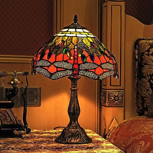 Gweat Tiffany de 12 pulgadas de la vendimia europea del estilo del ...