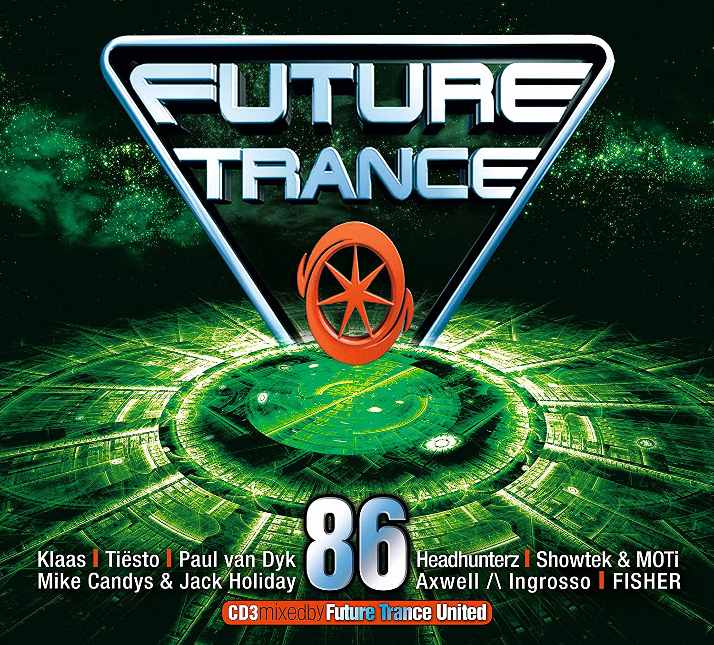 Various Artist - Future Trance 86