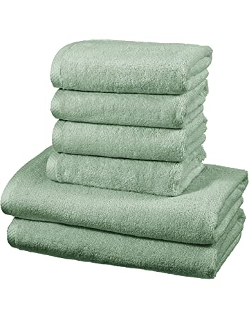 AmazonBasics Quick Dry - Bath Towels
