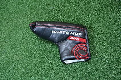 Amazon.com: Odyssey White Hot Pro Putter Headcover Head ...