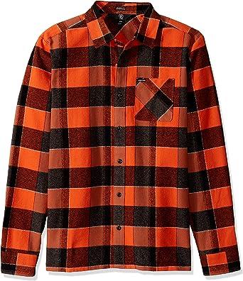 Volcom Neo Glitch L/S Camisa Hombre