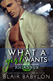 What A Girl Wants: Rock Stars in Disguise: Rhiannon (English Edition)