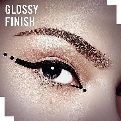 Amazon.com : Rimmel London Scandaleyes Bold Eyeliner, Black, 2.5 ml : Beauty