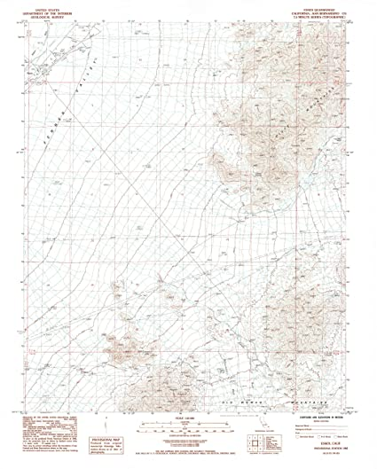 Amazon Com Yellowmaps Essex Ca Topo Map 1 24000 Scale 7 5 X 7 5