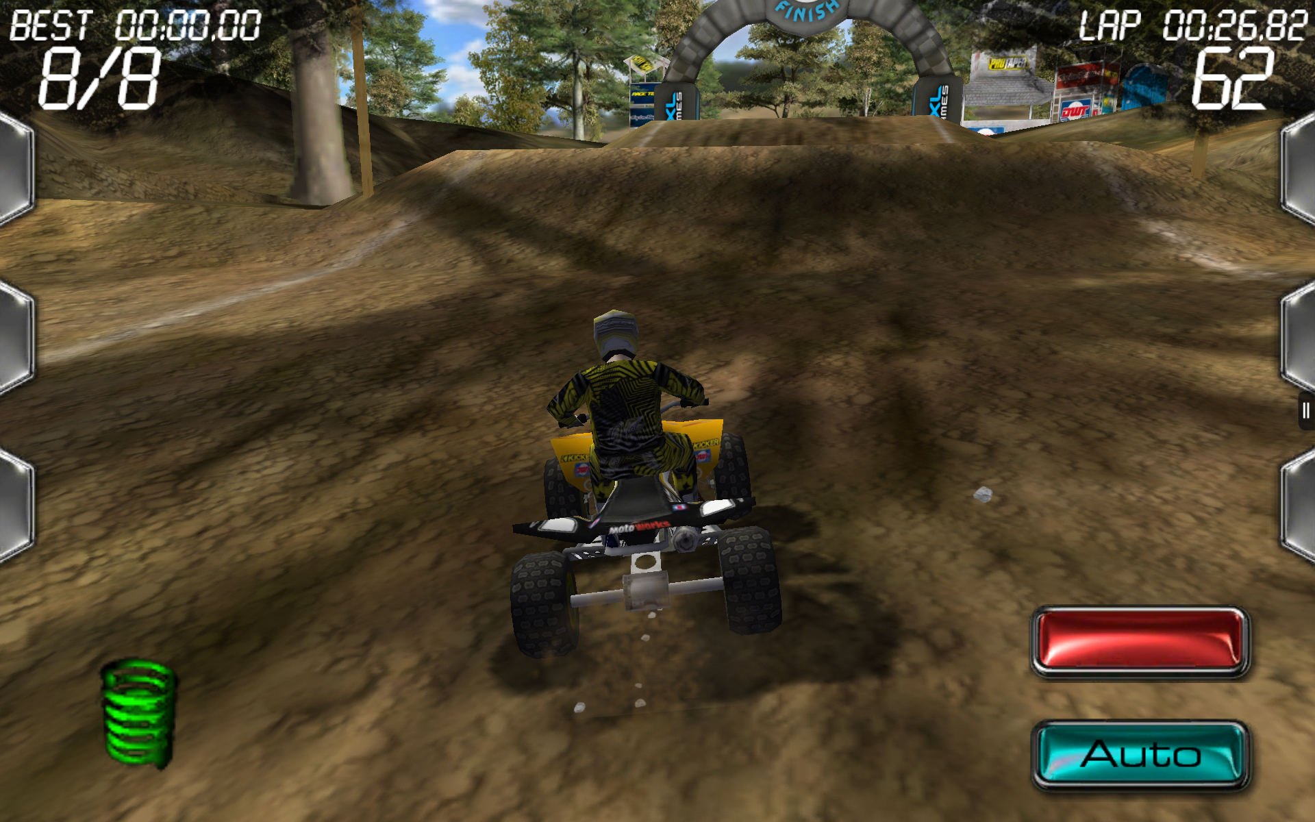 2xl mx offroad android