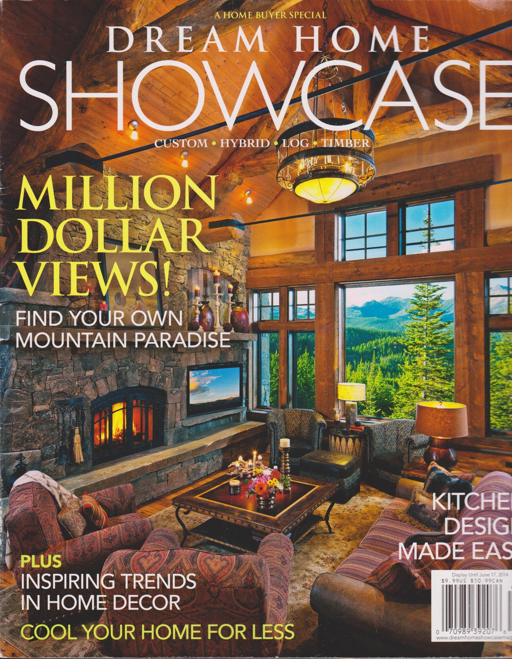 Download Dream Home Showcase Magazine 2014 pdf epub