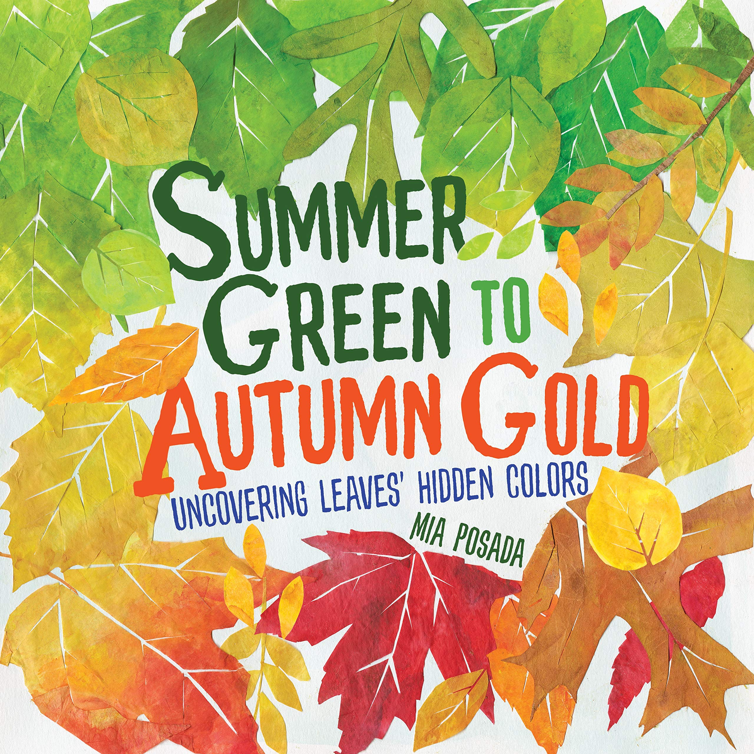 Image result for Summer Green to Autumn Gold by Mia Posada