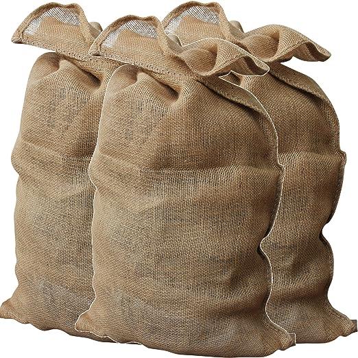 GardenMate 9 Sacos de Yute Premium de 340 g/m2 y 135 x 65 cm: Amazon.es: Jardín