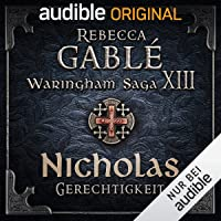 Nicholas - Gerechtigkeit: Der Dunkle Thron 3