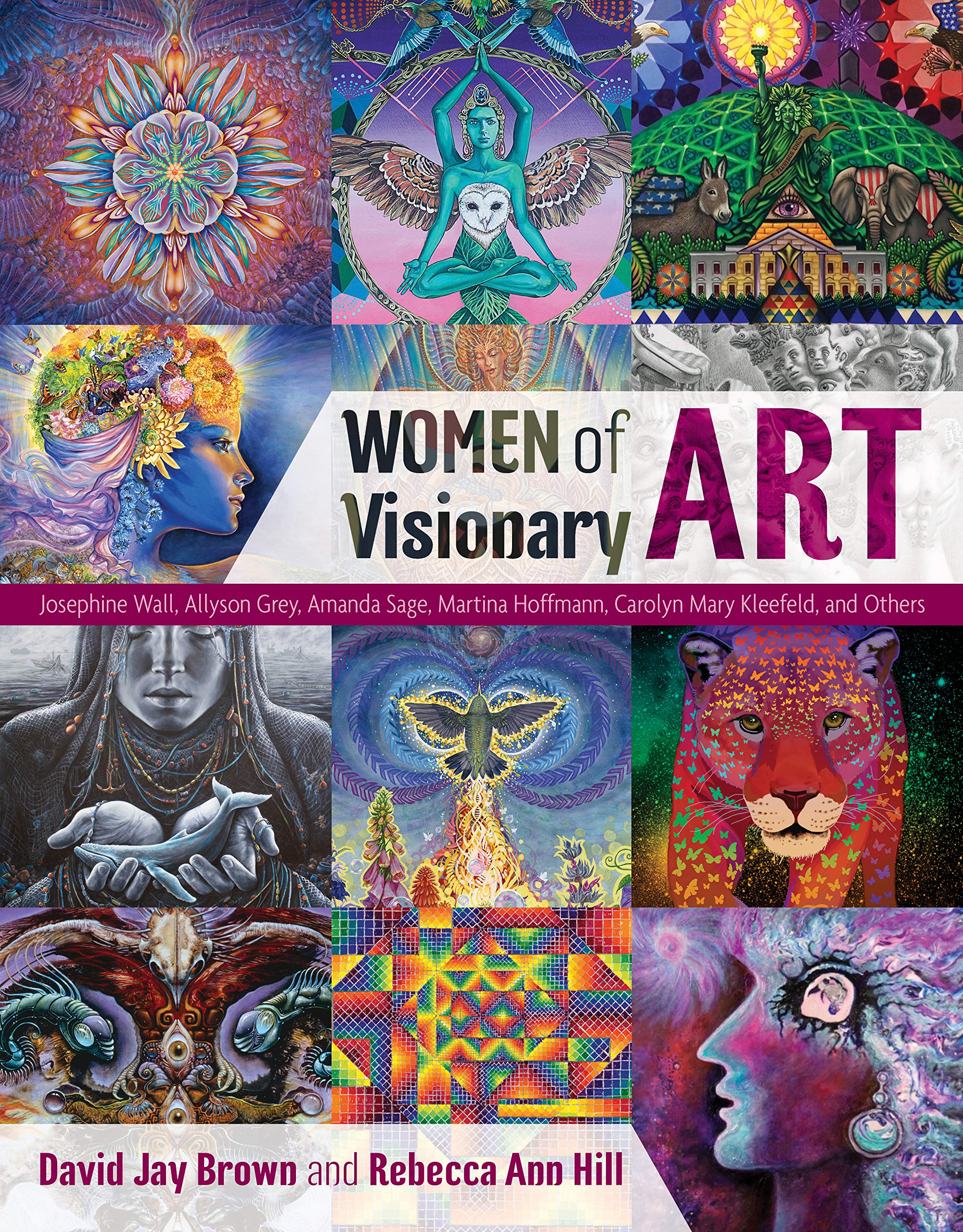 Women Of Visionary Art