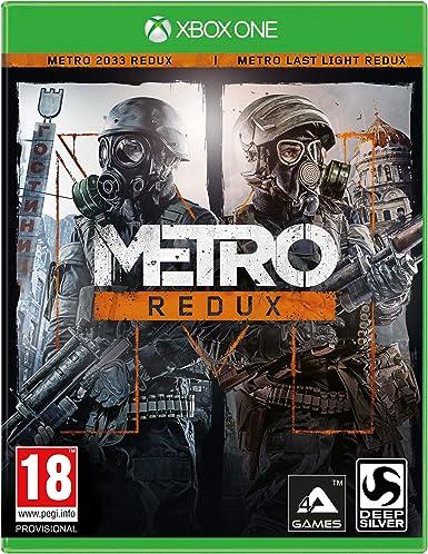Deep Silver Metro Redux, Xbox One Xbox One vídeo - Juego (Xbox One, Xbox One, Tirador/Horror, Soporte físico): Amazon.es: Videojuegos