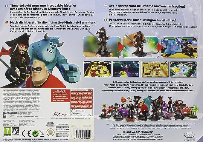 Opé Disney Infinity - Starter Pack 3Ds [Importación Francesa ...