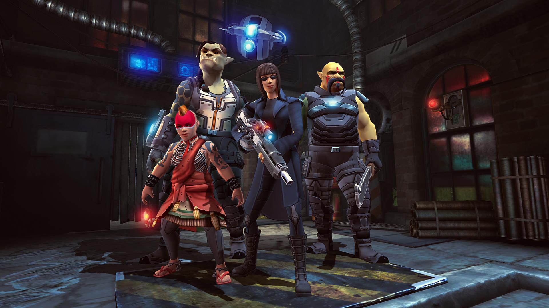 Shadowrun online release date