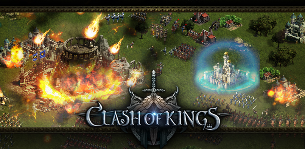Clash of Kings apk android, pc et ios