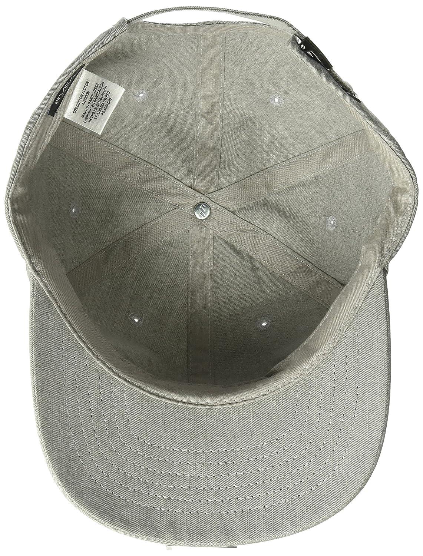 2c7d4417 Baseball Caps RVCA Mens Redmond Hat RVCA Young Men' s MKAHWRED