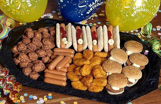 Kids Party Party Essen Fur Kindergeburtstag Party Pack Besteht