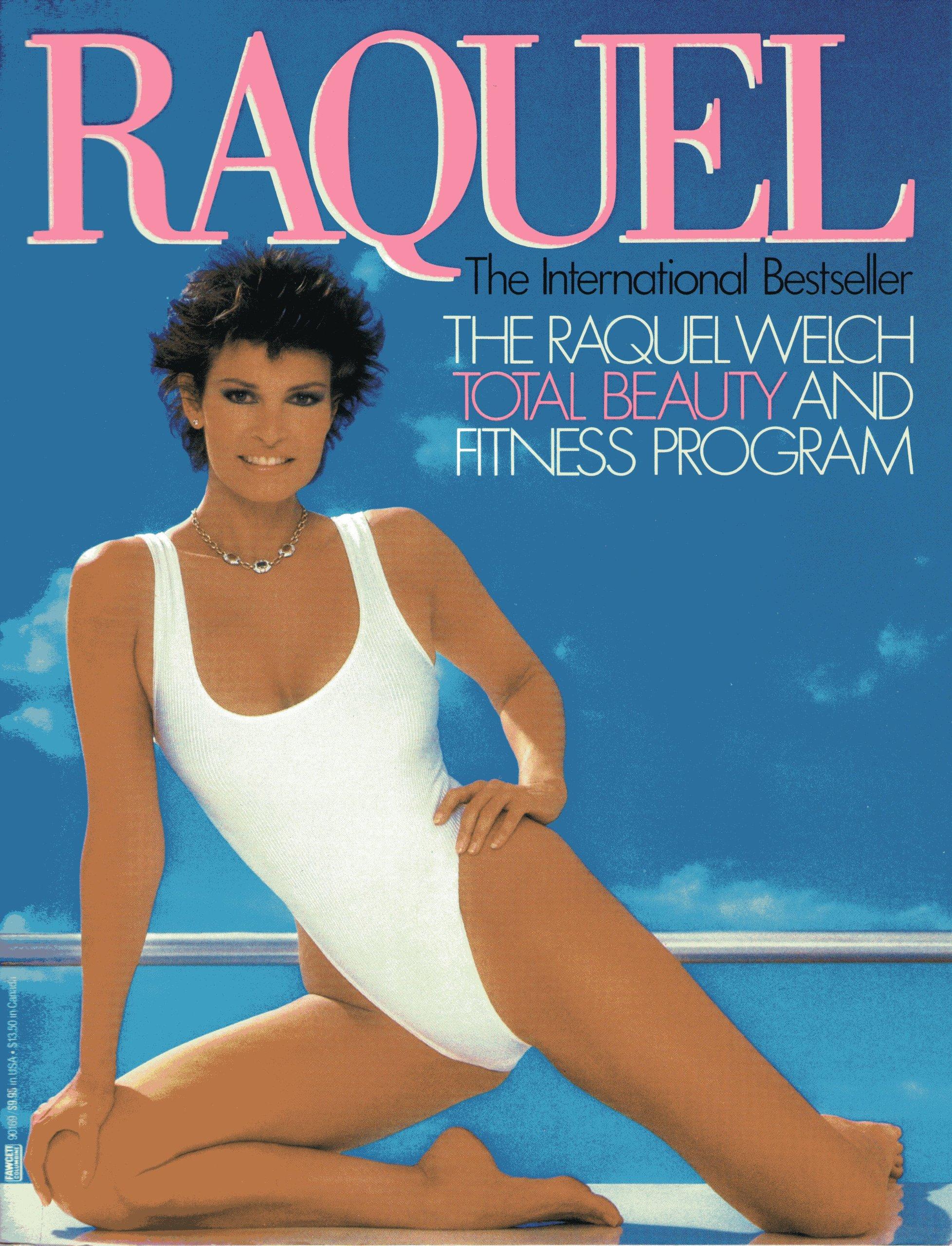 Raquel: The Raquel Welch Total Beauty and Fitness Program: Amazon.es: Welch,  Raquel: Libros en idiomas extranjeros
