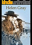 Dodge City Duos : Three Christian historical romances