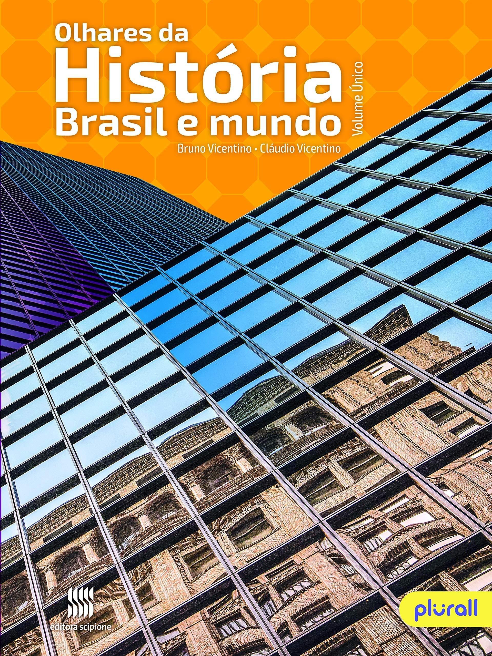 Olhares da História (Antigo Hgb): Amazon.es: Cláudio Vicentino e Bruno Vicentino: Libros