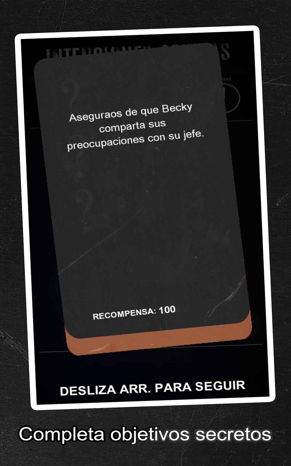 Intenciones Ocultas: Amazon.es: Appstore para Android
