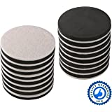 16 PACK 3.5 In.Premium Heavy Furniture Movers For Wood Floor,Felt Furniture