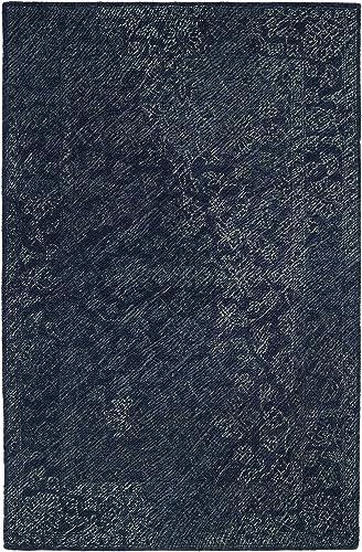 Kaleen Rugs Montage Collection MTG09-10 Denim Hand Tufted 2 x 3 Rug
