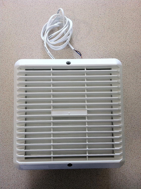 Kitchen Utility Window Extractor Fan