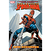 Amazing Spider-Man Vol. 10: New Avengers (Amazing Spider-Man (1999-2013)) book cover