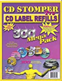 CD Stomper Pro CD Label Refills