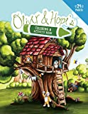 Oliver & Hope's Coloring & Activity Book