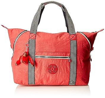 1b5106d2d Kipling ART M Bolsa de tela y playa, 58 cm, 26 liters, Rojo (Spicy Red  Mix): Amazon.es: Equipaje