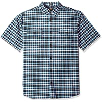 Dickies Mens WS527 Plaid Short Sleeve Shirt Short Sleeve Button Down Shirt - Multi
