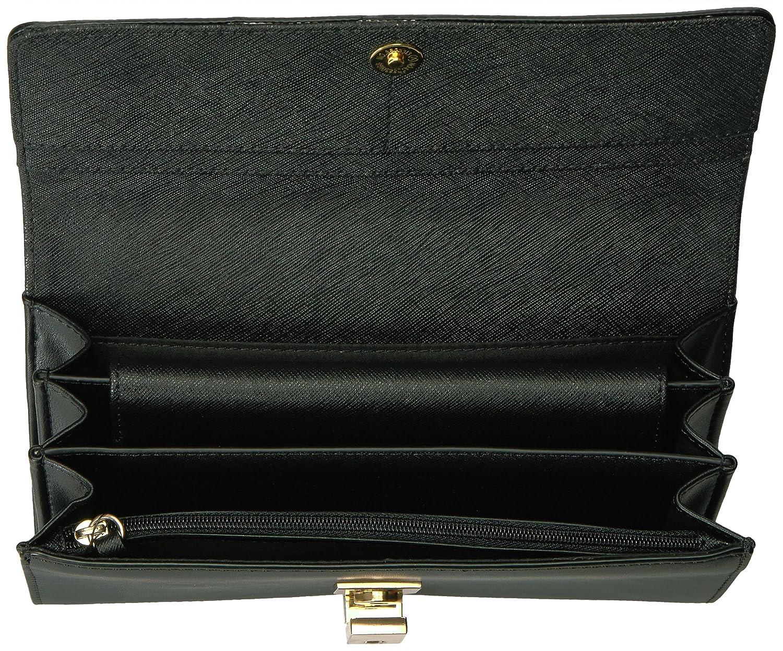 BLACK One Size Nine West Mod Continental Wallet Wallet