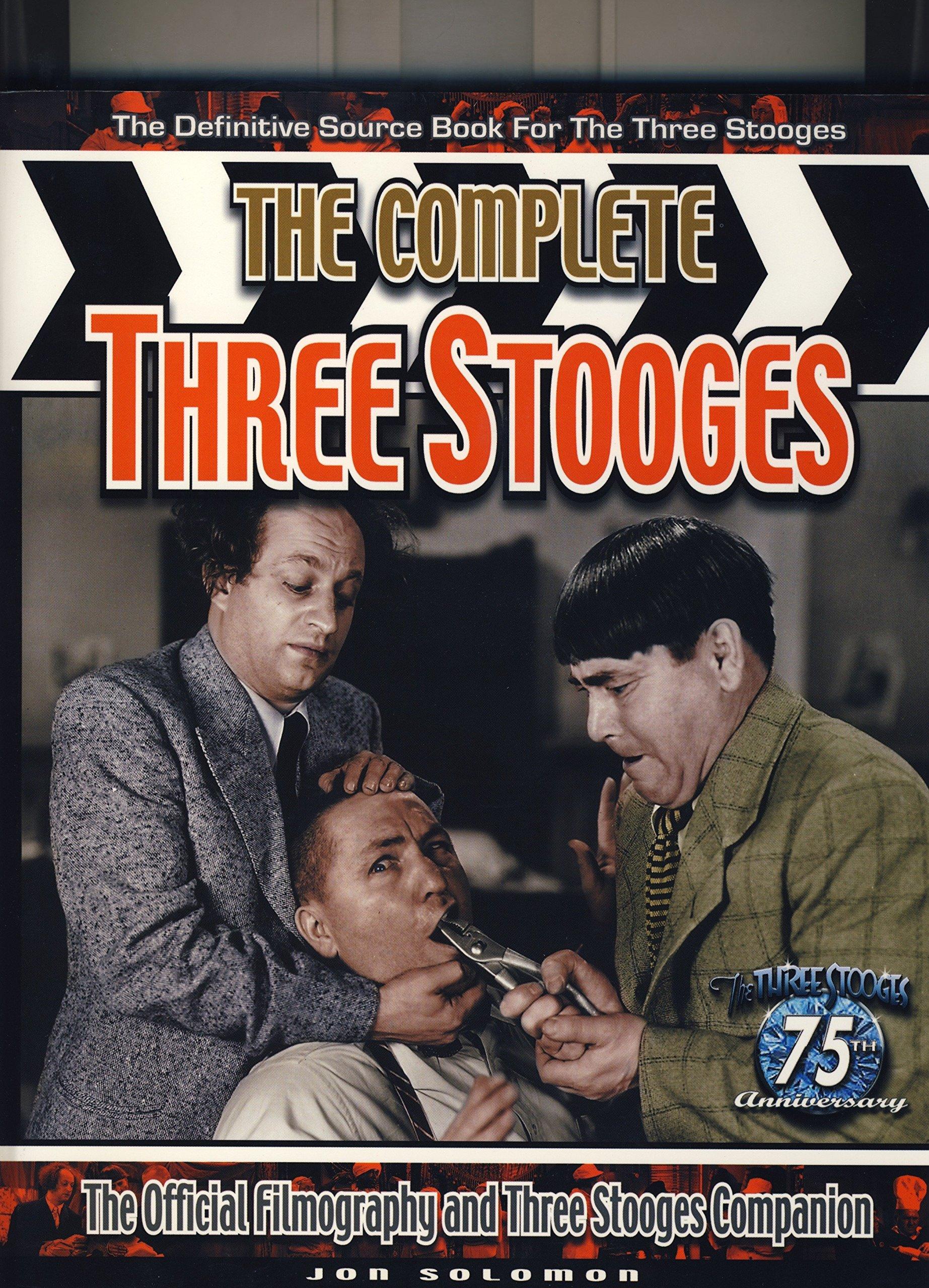 The Complete Three Stooges: Jon Solomon: 9780857682987