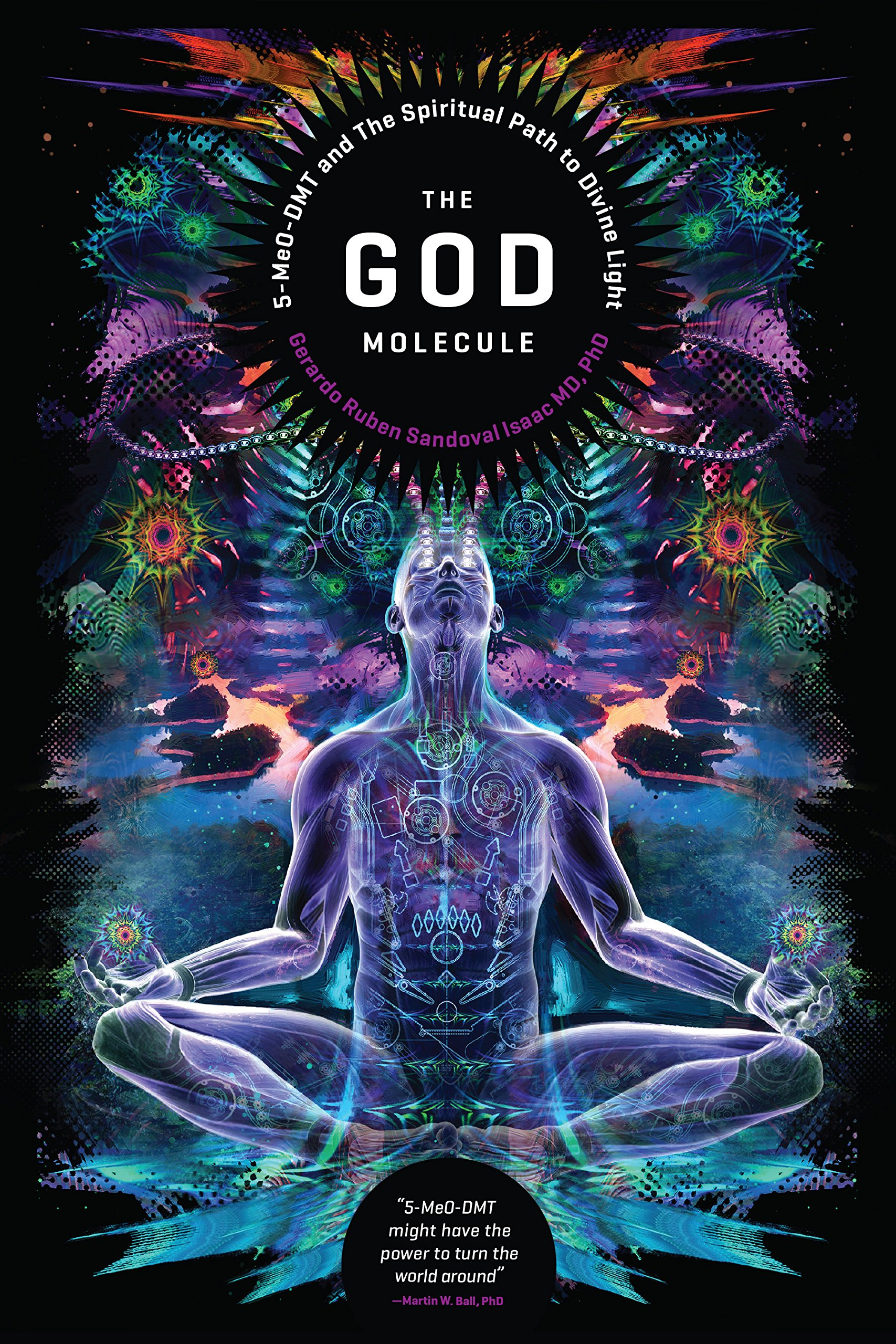 The God Molecule: 5-MeO-DMT and the Spiritual Path to the