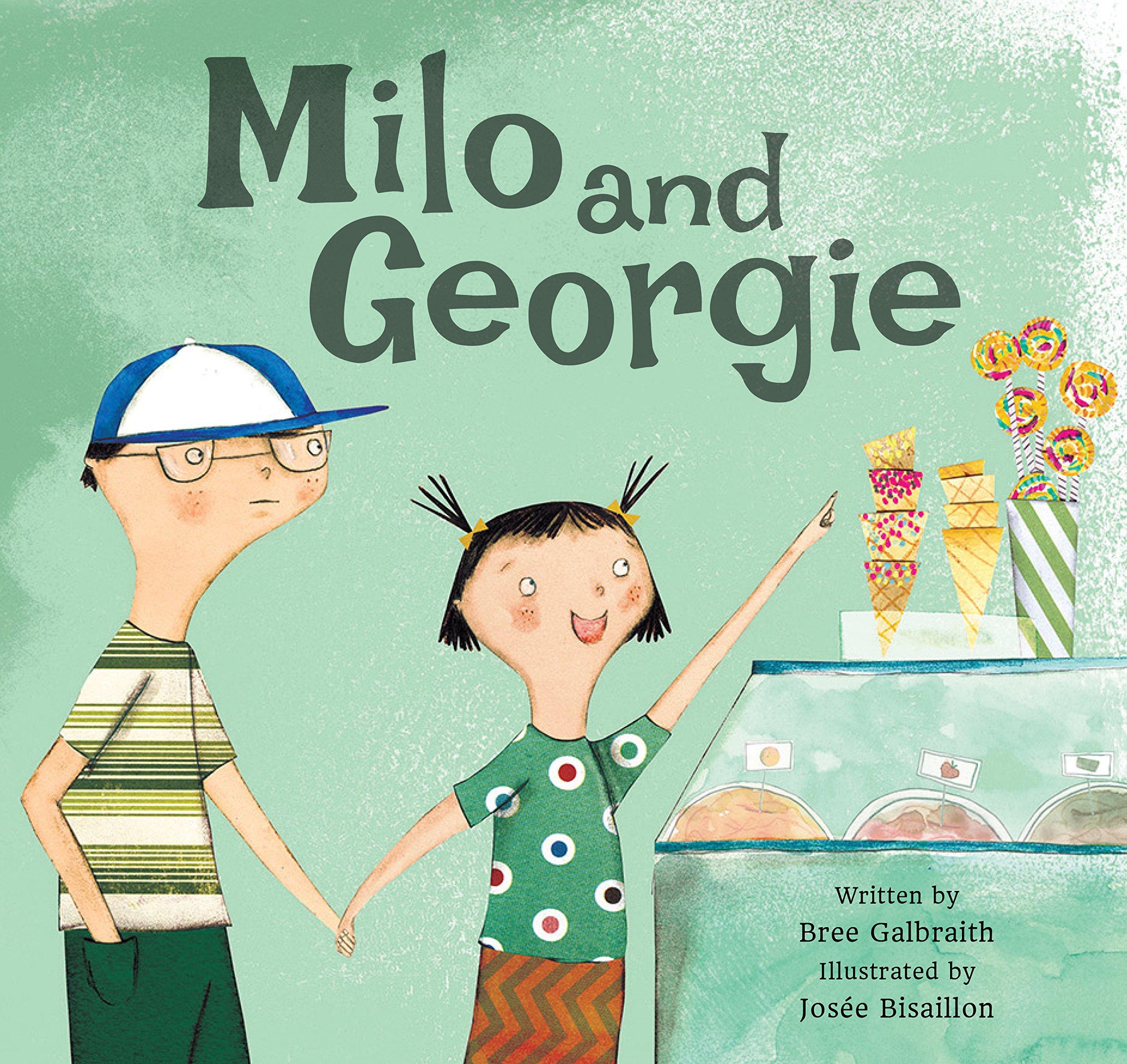 Milo and Georgie ebook