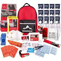 $79 » Rescue Guard First Aid Kit Hurricane Disaster or Earthquake Emergency Survival Bug Out Bag…