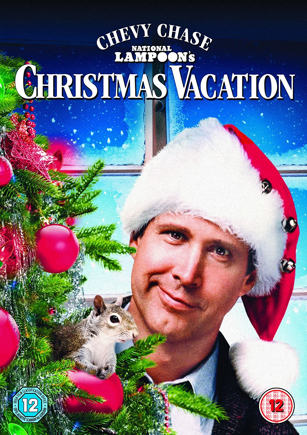 Chevy Chase Christmas Vacation: National Lampoon's Christmas Vacation [DVD] [1989