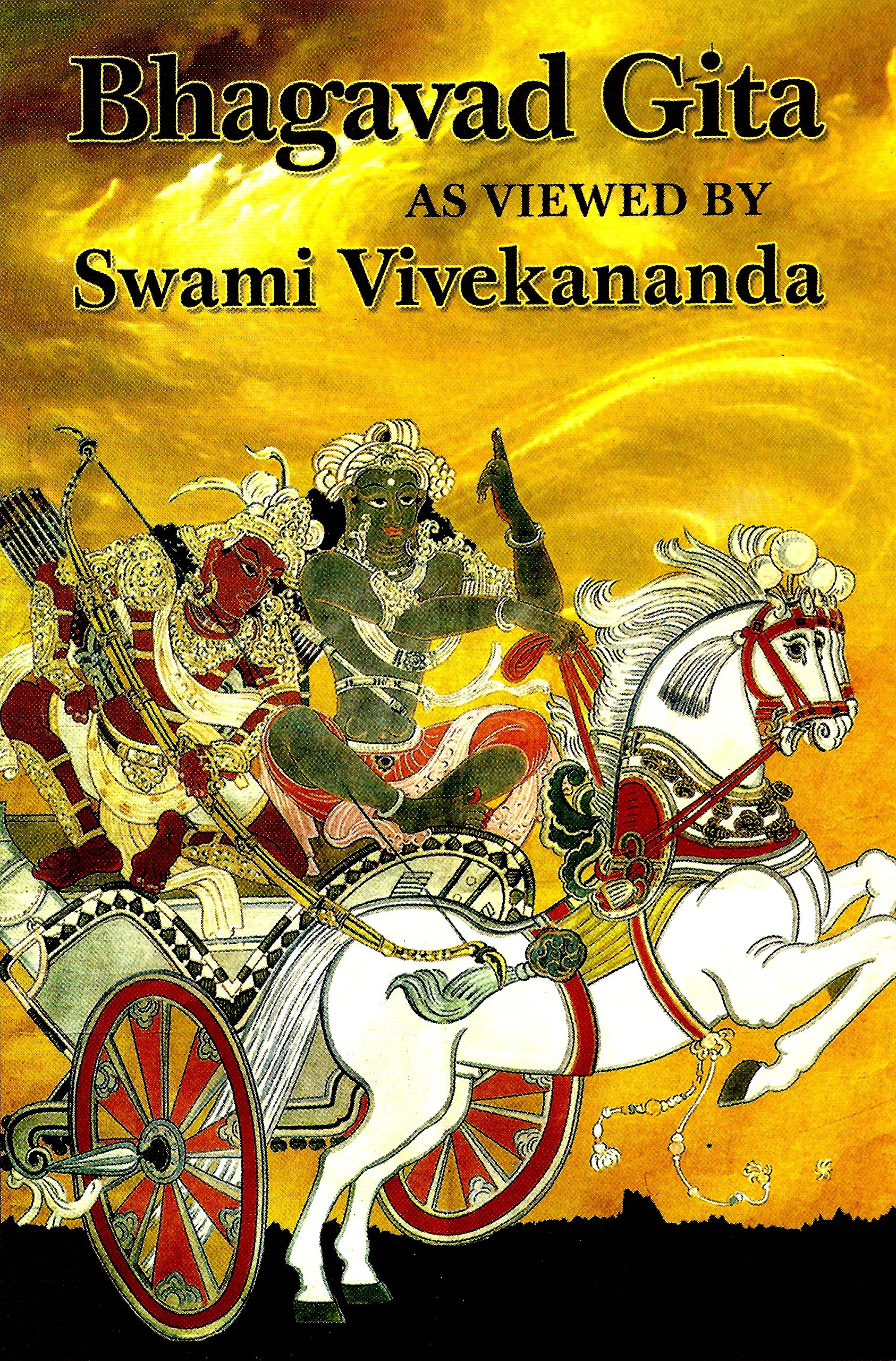 Buy Bhagavad Gita As Viewed by Swami Vivekananda Book Online