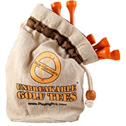 Unbreakable Golf Tees - 72mm (2.7/8)