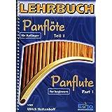"""Echo """"Panflöte für Anfänger"""" Lehrbuch"""