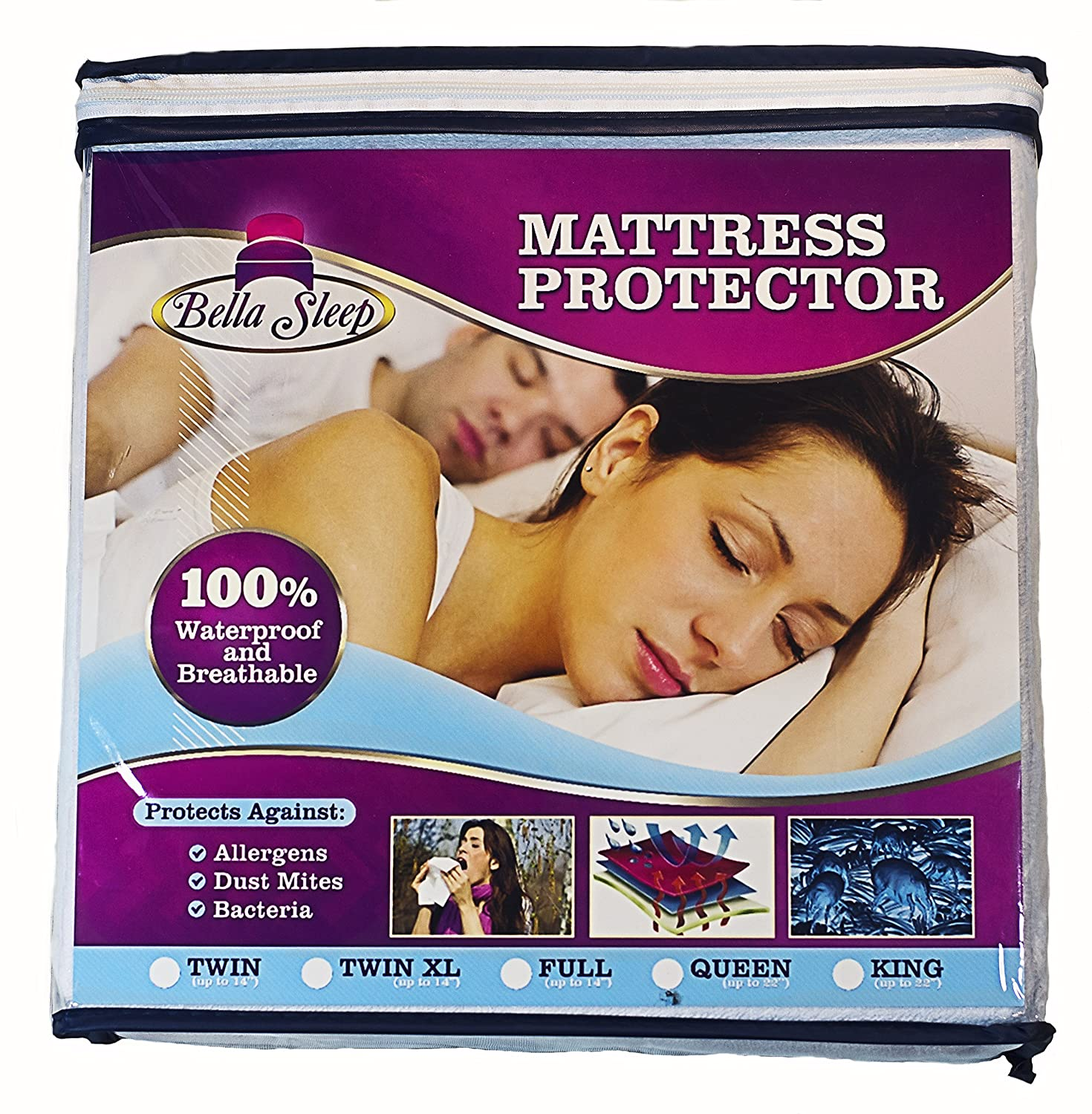 Best Mattress Protector 2019 – Buying Guide & Reviews 11