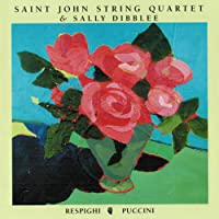 Saint John String Quartet & Sally Dibblee