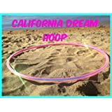 "34"" California Dream 3/4 Polypro - Specialty Taped Practice Hoop"