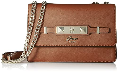 ba1291224b34 GUESS Cherie Convertible Crossbody Flap  Amazon.co.uk  Shoes   Bags