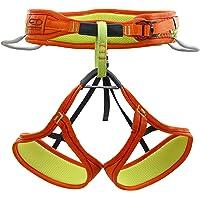 Climbing Technology 7h145b0ctstd, arnés Unisex–Adulto, Verde Naranja, S