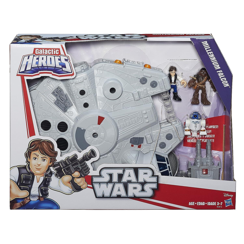 Amazon Playskool Heroes Star Wars Galactic Heroes Millennium