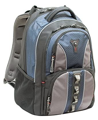 "Amazon.com: SwissGear Cobalt Notebook carrying backpack, 15.6"" (GA ..."