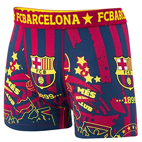 Boxershort Barça - offizielles Produkt von FC Barcelona